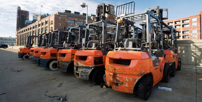 Forklifts in Kansas City   Used Forklifts for Sale
